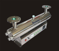 UV reuse water sterilizer / wastewater ultraviolet light disinfection / UV aquarium sterilizer with thorough sanitation