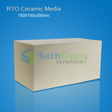 Honeycomb Monoliths -Heat exchange media, Ceramic Heat Recovery Bed/ heat exchange beds, Thermal storage/ heat exchange elements