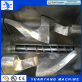 CE 200L screw extruding z blade mixer impeller with competitive price