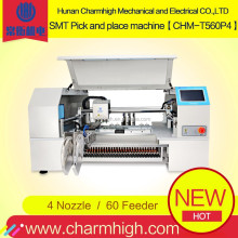 Dual vision + a variety of components packaged LED placement machineCHM-T560p4
