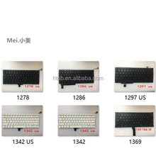 Retina LCD Screen A1502 A1398 A1425 A1534 A1706 A1707 A1369 A1466 A1370 A1465 A1278 A1286 Keyboard Laptop parts For Macbook lcd