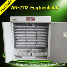 2000 Eggs Automatic Egg Incubator Hatchery with Factory Direct Sale Price