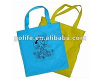 Chinese cang nan eco-friendly non woven bags,colourful eco-friendly non woven bags,Natural Recycled Nonwoven Shopping bags