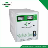 TND-5Kva 5kw Stabilizers Servo Ac Voltage Stabilizer Price