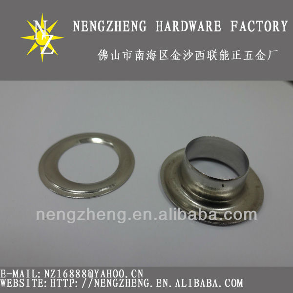 20.5*12*6MM Stainless Steel eyelets/grommets