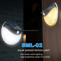 High Lumens Blinking China Led Solar Lights Systems For Wall Light
