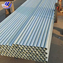 Schedule 40 Hot Dip Galvanized Structure Scaffold Galvanize 6 Meter Steel Pipe
