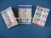 medical first aid adhesive plaster /bandage/strip