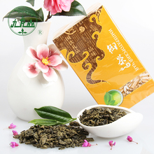 Wuyi Chinese green tea gunpowder best green tea 3505B