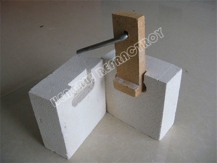 High alumina mullite refractory brick for furnace /kiln / boiler