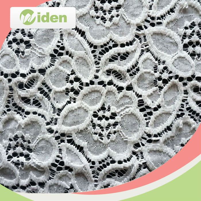 Wholesale Wedding Apparel Accessories Indian Warp Knitted Fabric