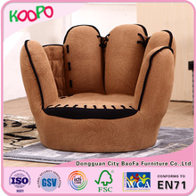 Baseball Glove shape children height children's chair