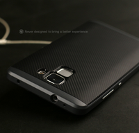 For Huawei Ascend P7 Case, Shockproof Hard Bumper Hybrid Soft Rubber Skin TPU Case Cover For Huawei Ascend P7