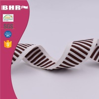 38mm raw white polyester webbing for bed mattress