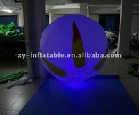 2012 led light inflatable balloon