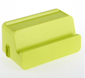 N598 Fashion plastic cable storage box colorful cable box electric wire socket box