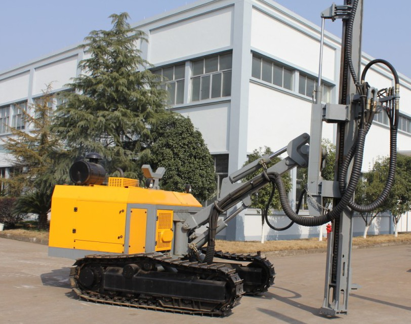Ideal drilling machine for Mining