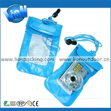 Low price hot selling 2014 pvc waterproof mobile bag