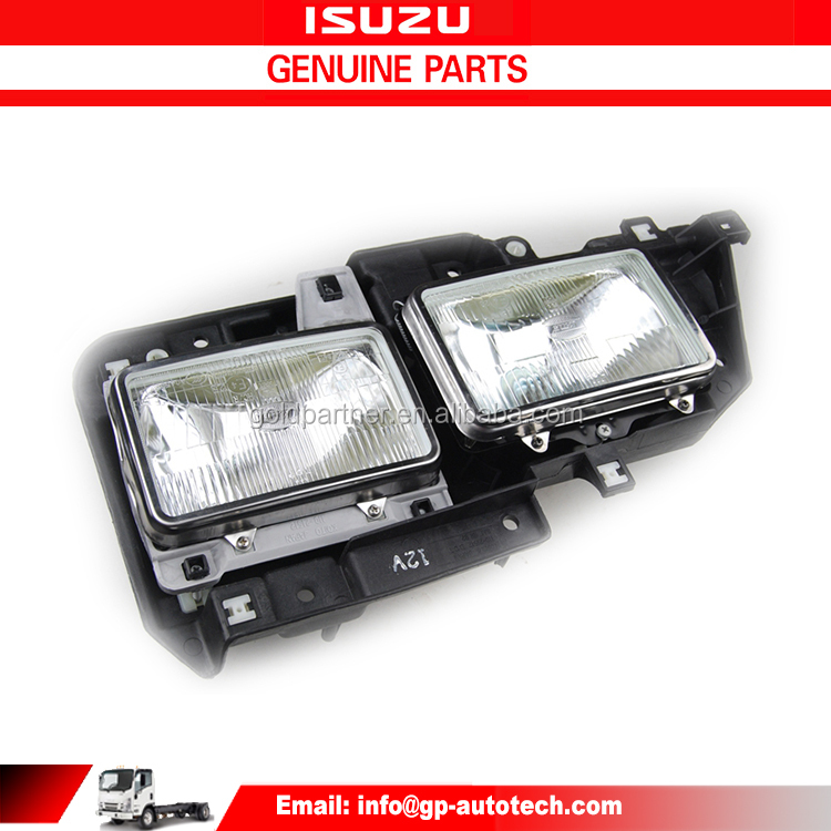 Truck body parts Headlamp 8-97855046-4 with high power for ISUZU
