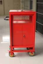 2016 New red books and tools trolley