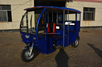 Chinese lowest price of petrol tricycle for Banglasedh market