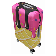 TA59683 Washable Luggage Protector Suitcase Cover 18-32 Inch Spandex Suitcase Cove Protective Bag