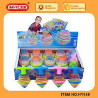 Flashing and Music Super Tops Spinning 12PCS Pack