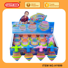 HY699 Flashing and Music Super Tops Spinning 12PCS Pack