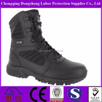 2014 best price Saudi army boots for police