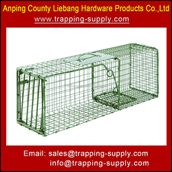 Heavy Duty Cage Traps Cat & Large Possum Cage Trap