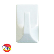 Adhesive Antique wall coat <strong>hook</strong>, Square sticky wall <strong>hook</strong>, Non mark Removable plastic wall mount sticky <strong>hook</strong>