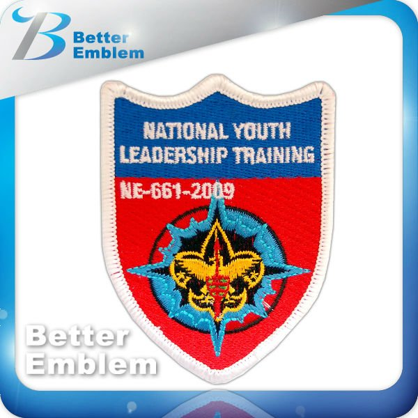Boy Scout Embroidery Design