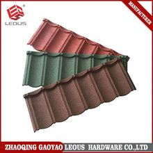 Long service life zinc aluminum roofing metal roof,corrugated roofing metal sheets,stone coated metal roof tile