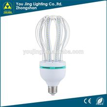 Corn light flower shape energy saving lamp 4u energy saving bulb
