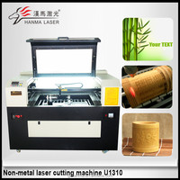 Guangzhou balsa wood/plexiglass/acrylic laser cutting machine price/Co2 laser cutter for sale