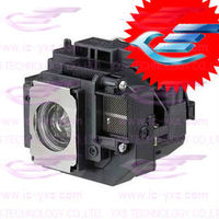 Projector lamp ELPLP54 with lamp holder for EPSON Powerlite W7