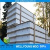 New products EPS sandwich panel for wall and roof to Cyprus
