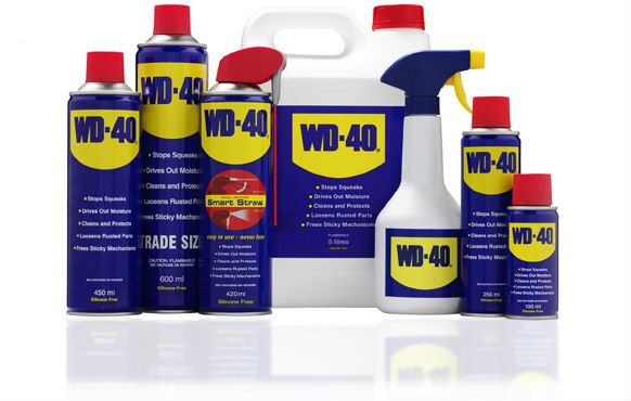 WD40 CAR ACCESSORIES