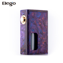 Elego Offer Latest Model Stentorian Vapor RAM BF Box Mod 24k Gold Material and PET Food Grade