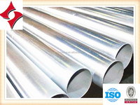 round steel pipe size / cheap steel tube/ galvanized pipe price in Tianjin Xiushui