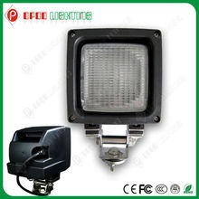 High Quality IP67 D2 6000K car 9-32v 35w/55w heavy duty working light hid for truck