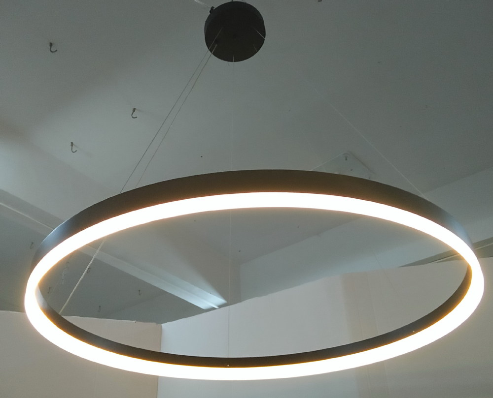 Big Circle Led Pendant Light Buy Led Pendant Light