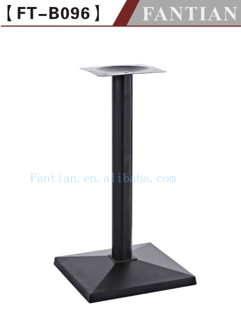 Round Glass heavy Iron Coffee Table Base s for Sales