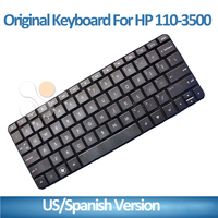 New Laptop Internal Keyboard For HP 110-3500 HP MINI 210-3000 MINI 1103 110-3500 110-3510NR 110-3530NR Keyboard US