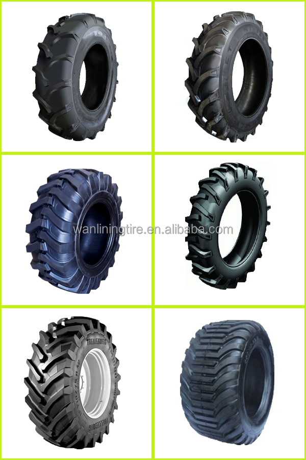 Backhoe Tire Brands : Good quality china farm tires agricultural tractor