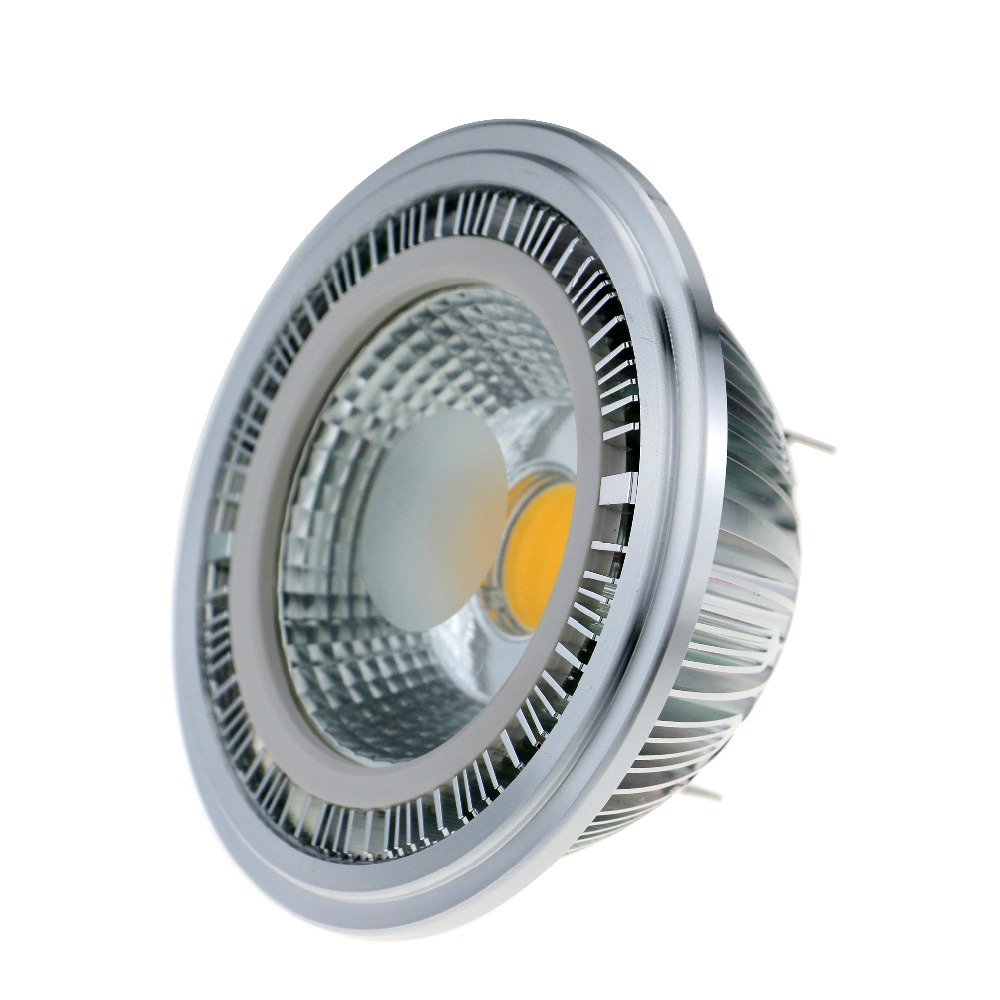 AR111 Led spotlight 9W 12W 15W 18W 12V or 85-264V dimmable G53 AR111 led spot light