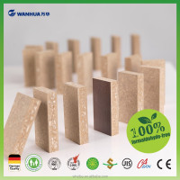 Formaldehyde free fire rated mdf board