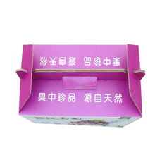 Light Weight Popular Corrugated Cardboard Box