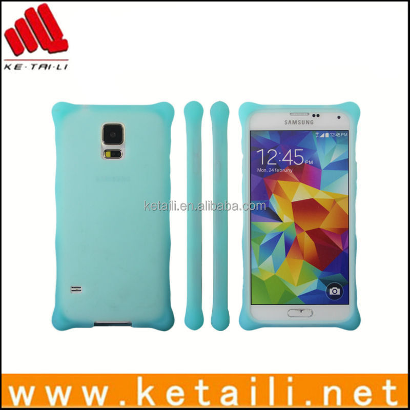 China factory New products silicone handphone cover for samsung note
