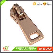 CHENGDA Manufacturing Company Zipper Pull And Slider With Logo